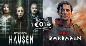 Sky Angebot inkl. aller Serien in HD 🎬 ab 12,50€ mtl.!
