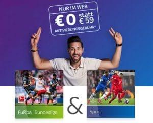 JETZT: Sky Saisonstart-Angebot 2020/21 - Alles Live: nur 30€/Monat!