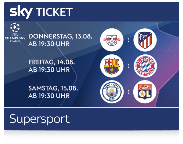 Sky Ticket Supersport Angebot