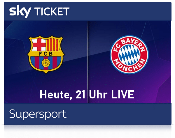 Sky Sport Ticket inkl. Champions League Live ⚽️ JETZT: ab 9,99€ für 1 kompletten Monat!