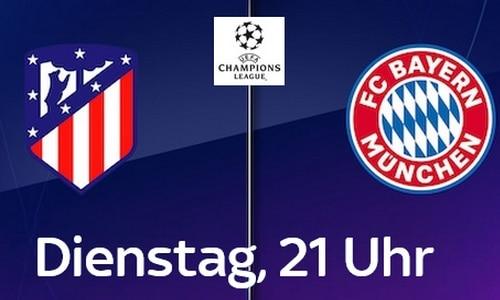 Atletico - Bayern LIVE am 01.12.2020 im Sky Ticket ab 9,99€