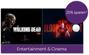 Kombi-Rabatt: Serien+Filme - Angebot bei Sky Ticket: nur 10,99€!
