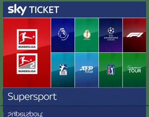 Sky Sport Ticket inkl. Bundesliga 2020/21 Live ⚽️ JETZT: Saisonticket für 19,99€/Monat buchbar!