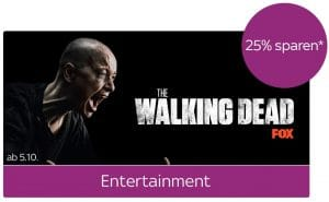 The Walking Dead bei Sky Ticket - Staffel 10 Fortsetzung - Angebote ab 7,49€