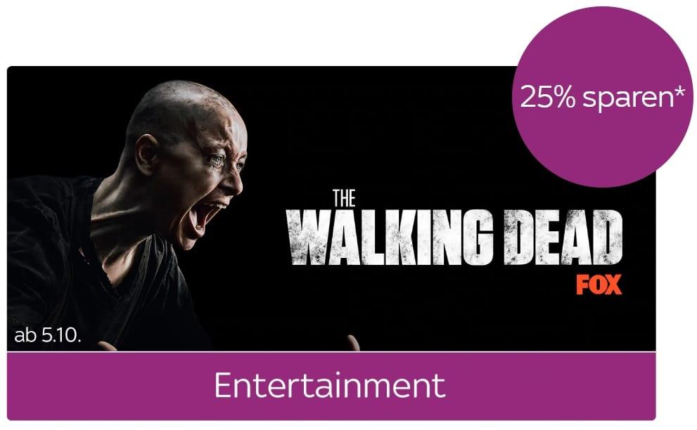 Sky Ticket Walking Dead