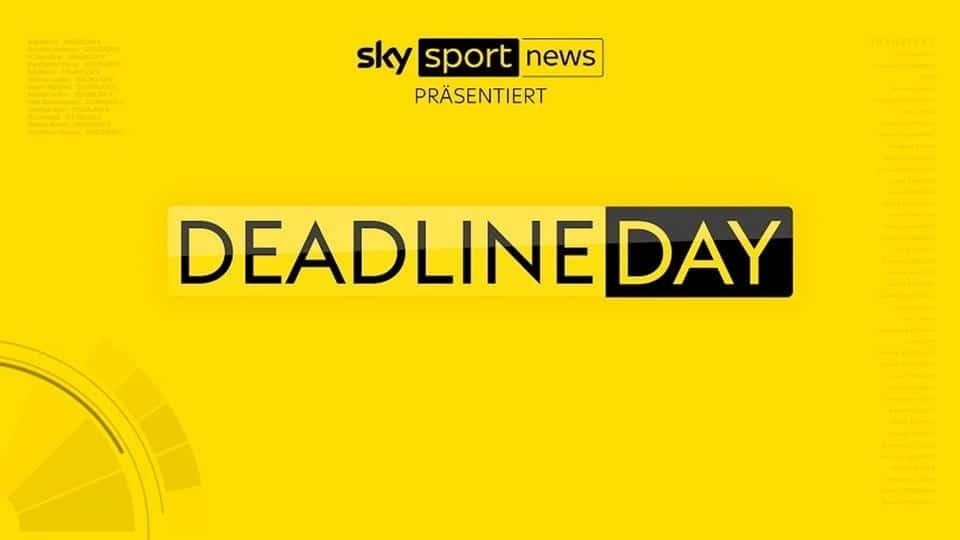Sky Deadline Day Im Free Tv Das Erwartet Fussballfans