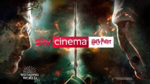 "Sky Cinema Harry Potter mit allen ""Harry Potter""-Filmen"