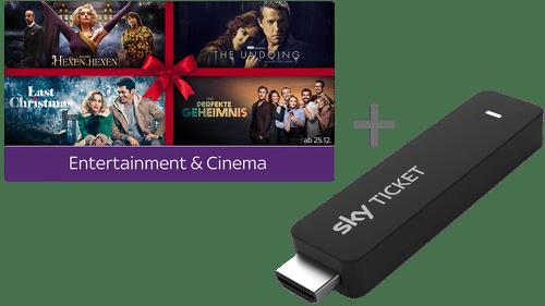 Serien Filme Ticket Angebot Stick