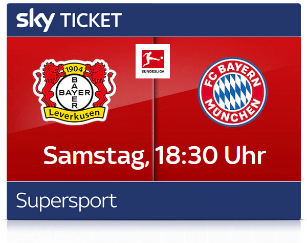 sky-ticket-supersport-bundesliga-leverkusen-bayern-live