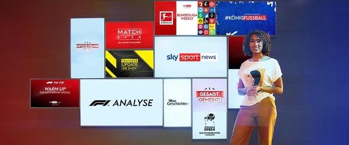 Sky Sport News ab 21.7. wieder exklusiv für alle Sky Kunden