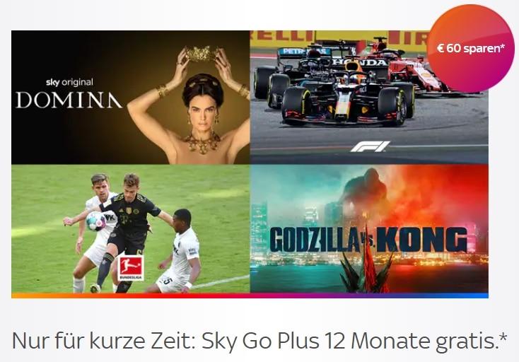ALL INCLUSIVE! 🔥 Sky komplett Angebot: ab 40€/Monat! JETZT: Sky Go Plus 1 Jahr gratis!