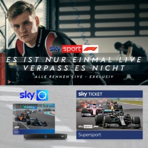 Sky Formel 1 Live Angebote 2021 🏎️ Sky Sport F1
