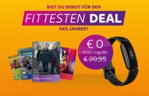 ALL INCLUSIVE! 🔥 Sky komplett Angebot: 40€/Monat! JETZT: Fitbit Inspire 2 gratis!