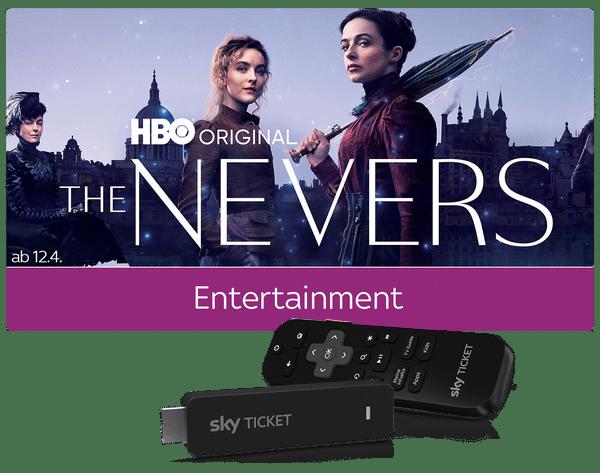 Sky Ticket TV Stick Angebot Entertainment