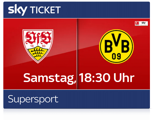 Sky Supersport Ticket inkl. Bundesliga & Champions League Live ⚽️ JETZT: ab 19,99€/Monat!