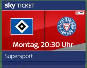 Sky Supersport Ticket inkl. Bundesliga, Champions League & Formel 1 Live ⚽️ JETZT: ab 19,99€/Monat!