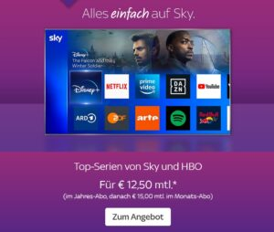 Alle Serien & Filme im Sky Q Abo 🎬 ab 22,50€ mtl.!