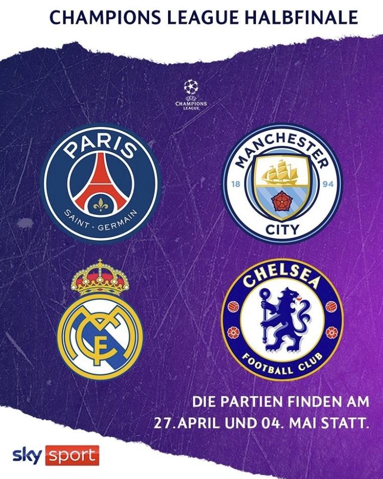 Champions League Halbfinale 2011