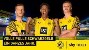 Kooperation Sky und Borussia Dortmund