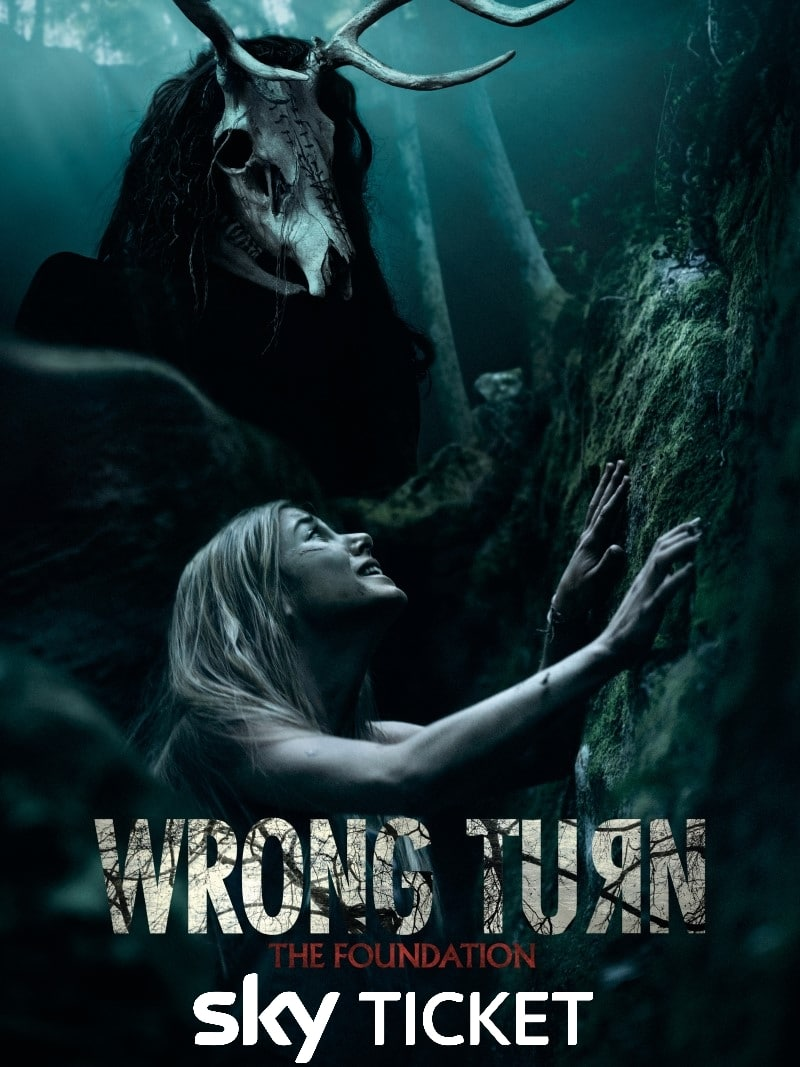 """""""Wrong Turn - The Foundation"""" als Premiere auf Sky"""