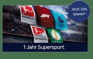 Sky Supersport Ticket inkl. Formel 1, Golf & Wimbledon Live ⚽️ JETZT: ab 19,99€/Monat!