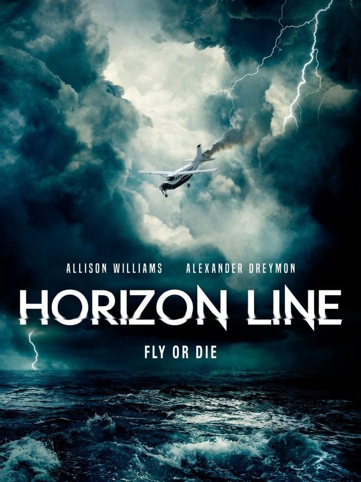 """Der Thriller """"Horizon Line"""" ab morgen exklusiv bei Sky"""