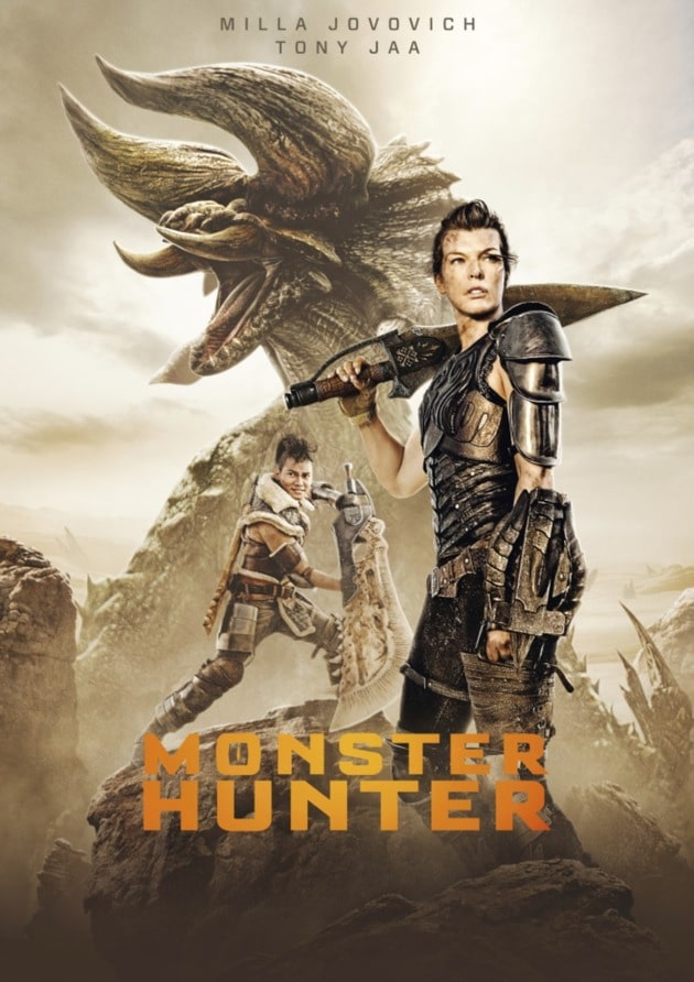 """""""Monster Hunter"""" bereits ab Anfang August bei Sky"""