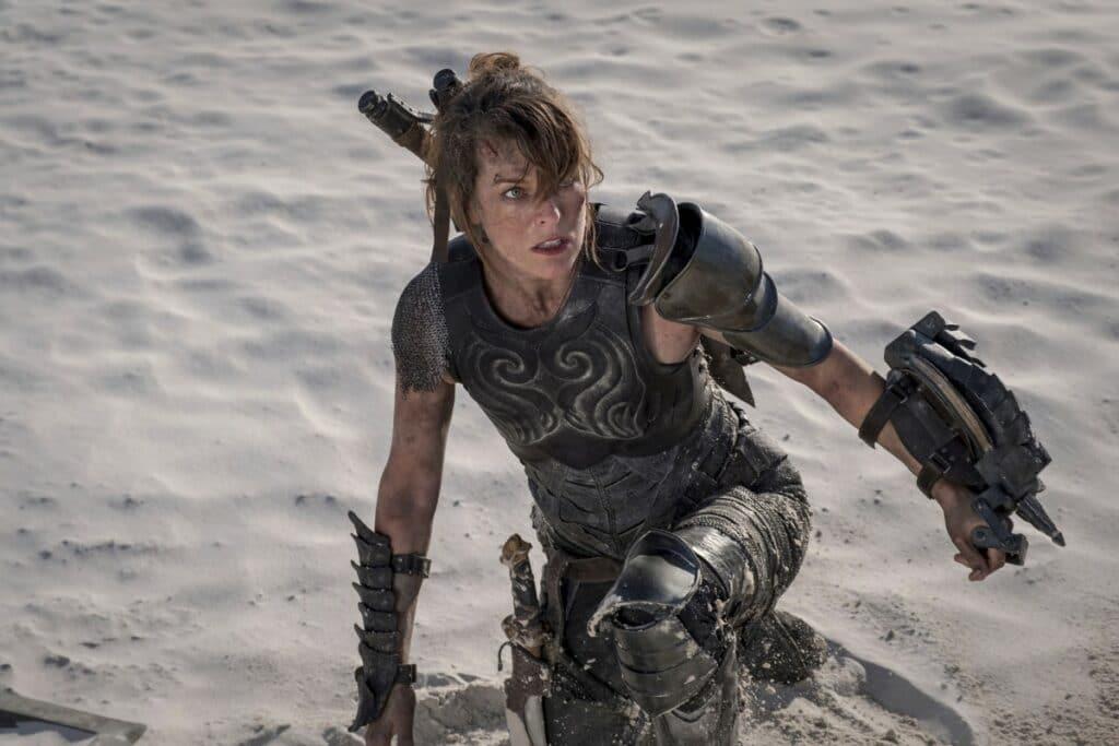 "Milla Jovovich in ""Monster Hunter"" bei Sky"