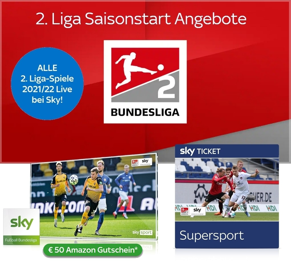 sky-angebote-2-liga-saisonstart-live-angebot-bundesliga-50-amazon-gutschein