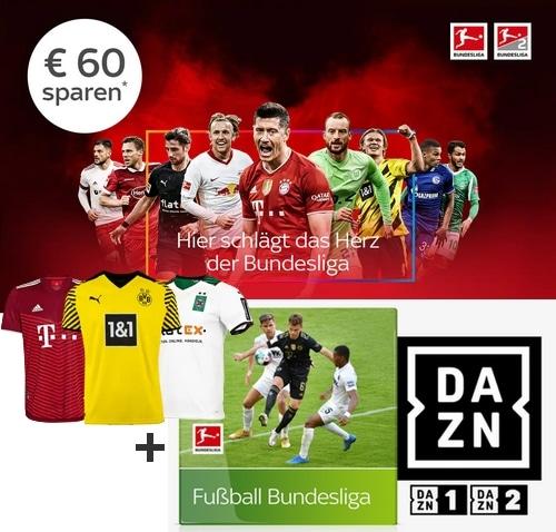 Sky Bundesliga Angebote 2021/22 - JETZT: 25€ Sky Bundesliga inkl. Sky Go Plus