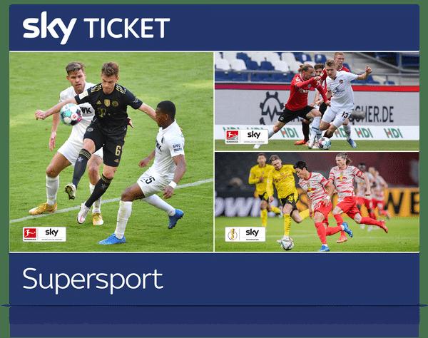 Sky Angebote Sky Supersport Ticket