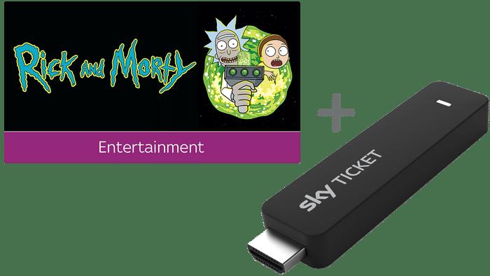 sky-ticket-tv-stick-angebot-entertainment-2021
