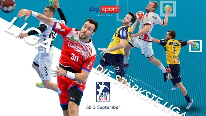 Liqui Moly Handball-Bundesliga Saison 2021/22