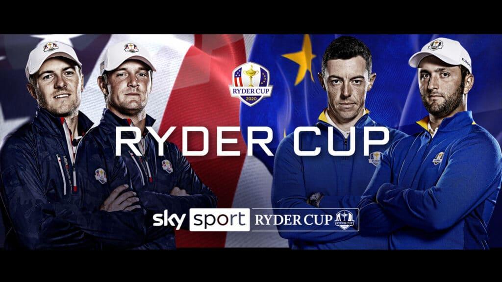Ryder Cup 2020 live und exklusiv auf Sky