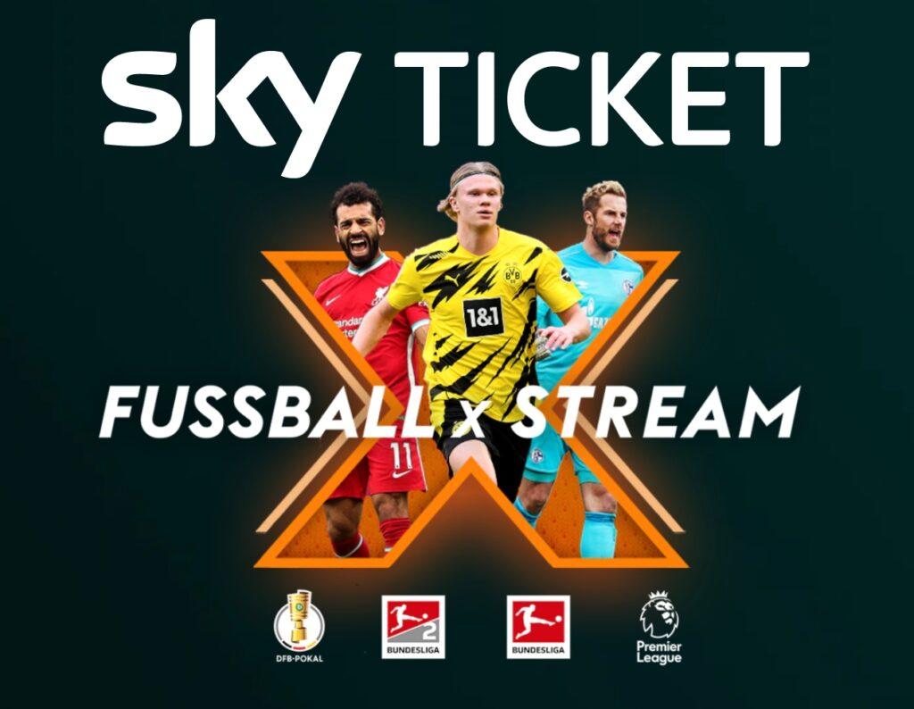 Sky Supersport Ticket inkl. Bundesliga, 2. Liga, Premier League & Formel 1 Live ⚽️ JETZT: ab 19,99€/Monat!