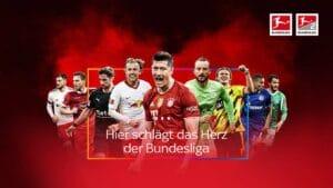 Sky Bundesliga Angebote 2021/22 – JETZT: 25€ Sky Bundesliga inkl. Trikot