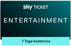 Sky Entertainment Ticket - ALLE Serien für 7,49€ streamen!