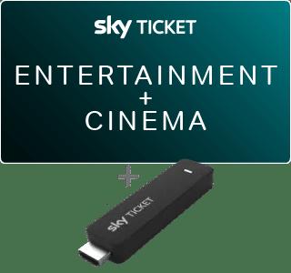 Sky Ticket TV Stick Angebot Fiction